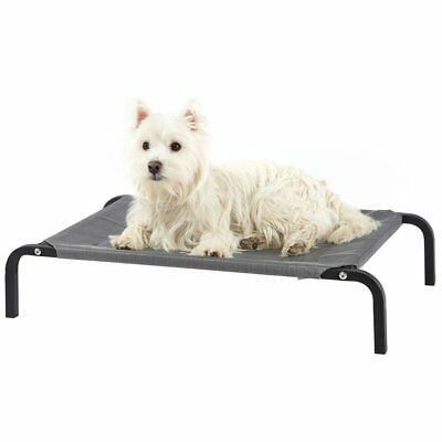 Bunty Elevated Dog Bed Portable Waterproof Outdoor Raised Camping Pet Basket -