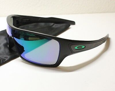 be8bd3c83ee NEW Oakley Sunglasses Turbine Rotor Mt Black Prizm Shallow Water Polarized