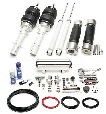 Ta-Technix Air Suspension - Complete Chassis - Audi A3 8L, VW Golf IV, León 1M