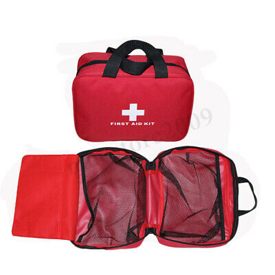 Large Waterproof First Aid Kit Bag Travel Outdoor Medical Box Emergency Survival