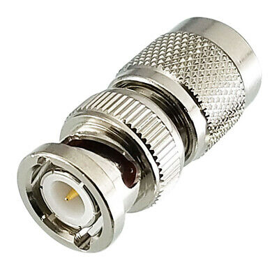 TNC Male to BNC Male Adapter