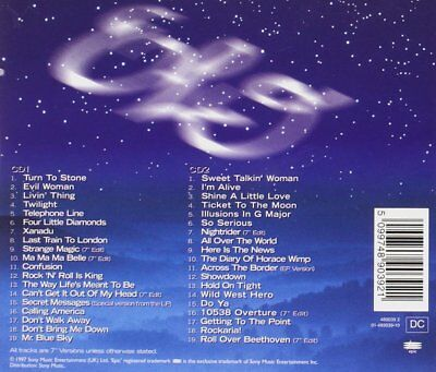 Light Years: the Very Best of von Electric Light Orchestra CD Zustand gut