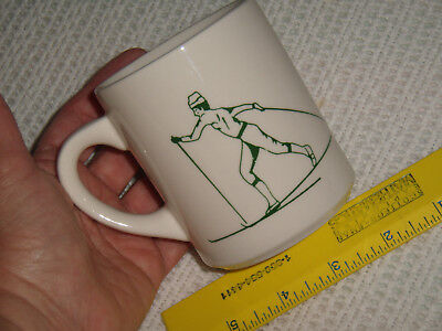 Cross Country Skiing Von Trapp Family Lodge & Guest Houses Mug Stowe Vermont USA