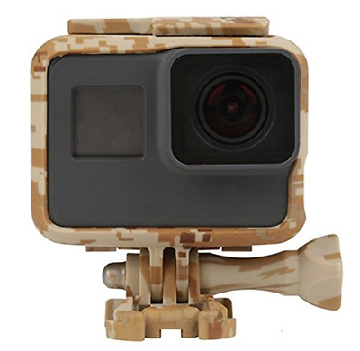 SHOOT® Camouflage Hard Case Protective Cover Frame Mount Housing for GoPro...