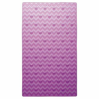 Sealskin Alfombrilla de Seguridad Baño Leisure 40x70 cm de Color Rosa 315244650