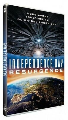 Independence day Resurgence DVD NEUF SOUS BLISTER