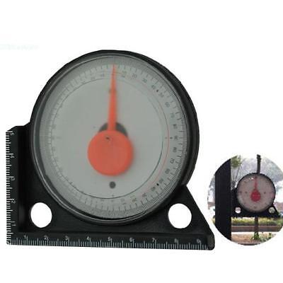 Slopes Tilt Level Meter Angle Finder Clinometer Inclinometer Magnetic Protractor