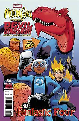 Moon Girl and Devil Dinosaur #30 - Bagged & Boarded