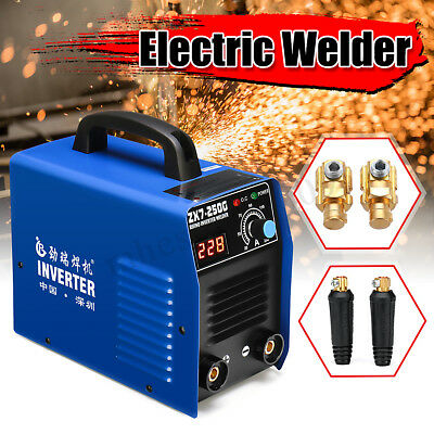 220V ZX7-250G Electric IGBT Welder Inverter MMA/ARC Welding Soldering Machine