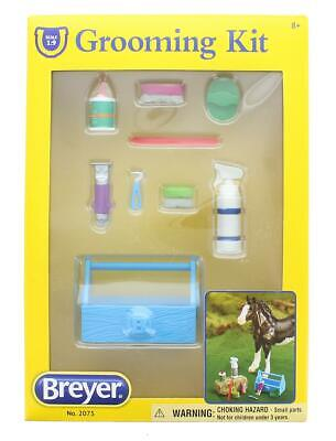 Breyer Traditional 1/9 Model Horse Accessory Set - Grooming Kit