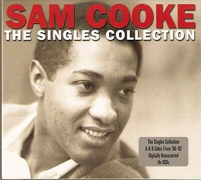 Sam Cooke - The Singles Collection - Best Of - Greatest Hits 3CD NEW/SEALED