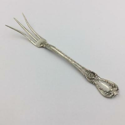 (1) 1942 Old Master By Towle Sterling Silver Lemon Fork - No Monogram