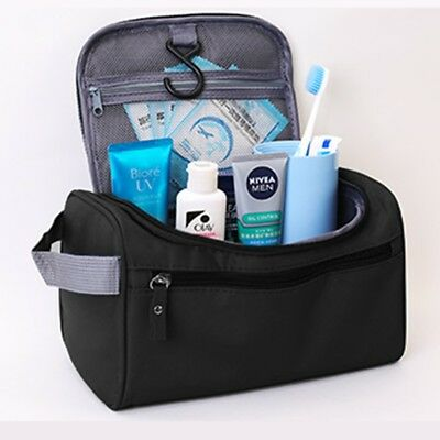 Large Hanging Toiletry Bag With Storage | Store Toiletries, Makeup,Cosmetics AU