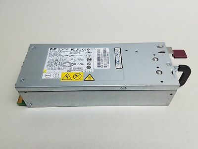 HP 1000w Redundant Power Supply 379123-001, 379124-001, 380622-001, PSU