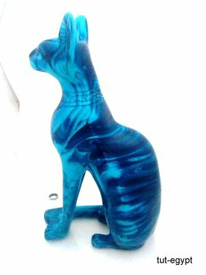 Rare-Ancient-Egyptian-Antique-Bastet-Amulet-Cat-1456-1245