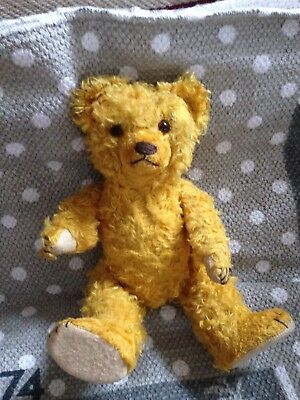 Seltener Babybär - Old Teddy Bear -Vintage - Antik Teddy Antique Moritz Pappe?