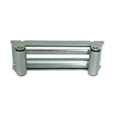 Mile Marker WH-10 Universal 2-In-1 Steel Roller Fairlead for 8000 to 12000 Winch