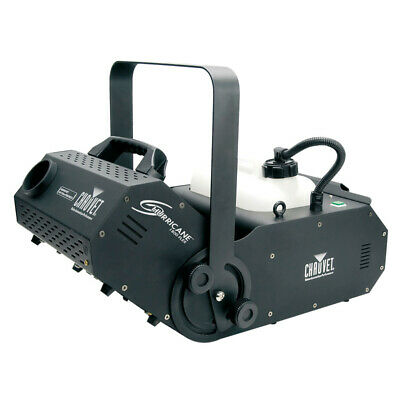 Chauvet DJ H1800FLEX Hurricane 1800 Flex Water Fog Machine Dmx-512 Stage Effects