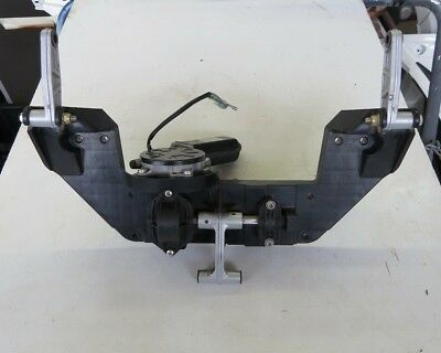 2011 CAN AM SPYDER ROADSTER RT LIMITED Windshield Motor Support Assembly
