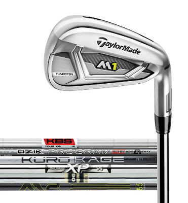 Build a Custom TaylorMade 2017 M1 Iron - Custom Length Available