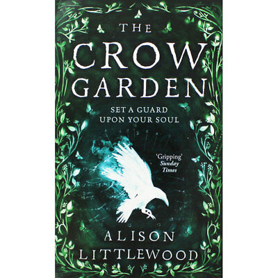 The Crow Garden by Alison Littlewood (Paperback), Fiction Books, Brand New
