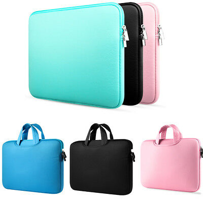 """Laptop Sleeve Case Bag Cover For Notebook MacBook Air Pro Retina 11.6""""-15.6"""""""