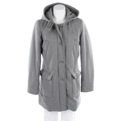 b4df28be343569 Woolrich Giacca Invernale TGL M Grigio Donna Cappotto Manteau a Vento