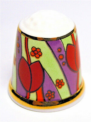 Fingerhut Thimble - Museumcollection inspired by Mackintosh - Tulip