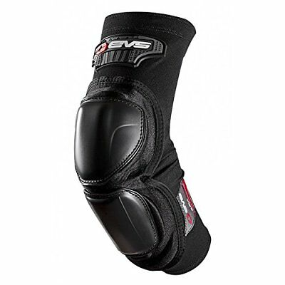 EVS Burly Youth Elbow Protector S Black Bike Protection Guard Armour Junior