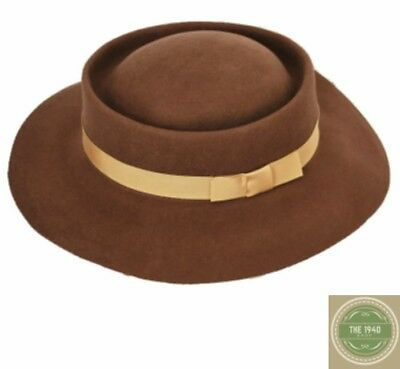 WLA Uniform Hat, Women's Land Army, reproduction, 1940's, WW2, Wartime,