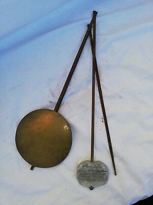 Balancier Comtoise Ancien /Clock/pendulum French