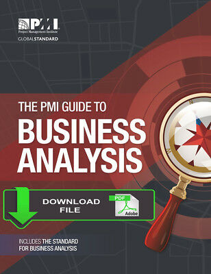 The PMI Guide to Business Analysis PMI PMBOK | Foundational Standar | PDF Guide