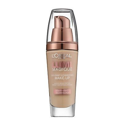 L'Oreal Foundation Lumi Magique Pure Linen N3 30ml