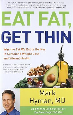 Eat Fat, Get Thin by Mark Hyman 🔥 FAST Delivery 🔥 ⭐PDF⭐