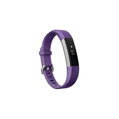 Fitbit Ace, Activity Tracker for Kids 8+, Power Purple Stainless Steel One Size