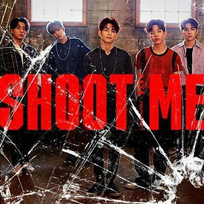Day6-Shoot Me: Youth Part 1 (Phob) (Asia) Cd New