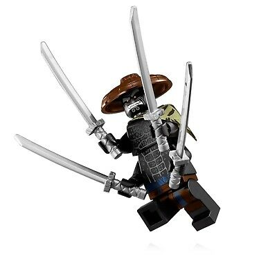 The LEGO Ninjago Movie Minifigure - Jungle Garmadon (From Set 70617)