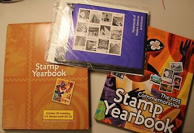 NEW 2005 USPS Stamp Yearbook (sealed) - REDUCED!
