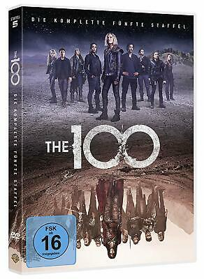 The 100 Die Komplette Season / Staffel 5 Dvd Deutsch