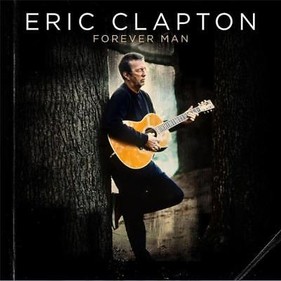 ERIC CLAPTON Forever Man The Best Of 2CD BRAND NEW Greatest Hits