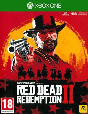 Red Dead Redemption II XBOXONE