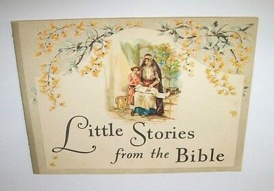 Little Stories From The Bible Booklet - #1430