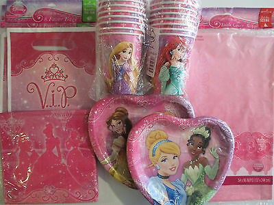Principesse Disney Dream Festa - di Compleanno Supply Kit Set 16 W / Sacchetti