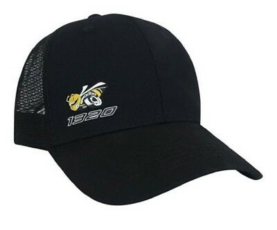 Dodge Angry Bee 1320 Black Mesh Back Cap Hat Challenger Charger