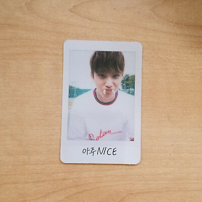 PRE-OWNED Seventeen Love & Letter (Repackaged Album) Mingyu Official Photocard
