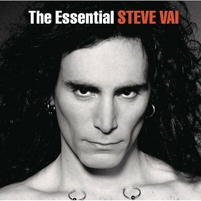 STEVE VAI The Essential 2CD BRAND NEW Best Of Greatest Hits