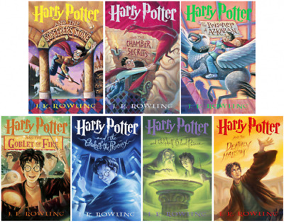 Harry Potter Audiobook Collection Books 1-7 Narrated by Stephen Fry  [AudioBook]