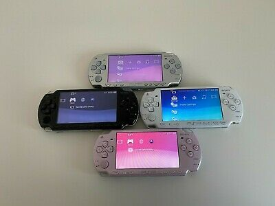 Refurbished Sony PSP 2000 Playstation Portable Console Bundle*Choose YOUR COLOUR