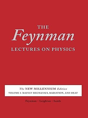 (PDF) The Feynman Lectures on Physics Vol. 1 Mainly Mechanics Radiation and Heat