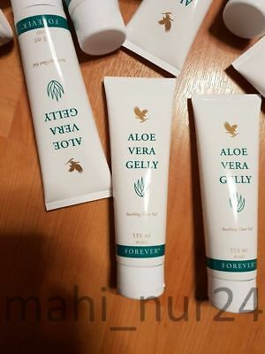 1 X Forever Living Aloe Vera Gel - Gelly Tube118ml - FREE DELIVERY! NEW & SEALED